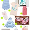 Neutral Nautical – newborn baby clothes