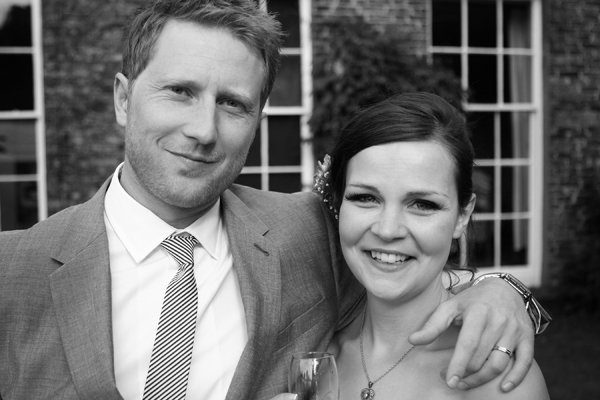 Mike and I, 14th May 2011 - Happy anniversary