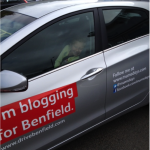 Benfield Bloggers - Gabby Enjoy the journey