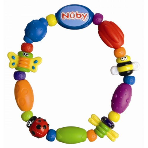 Toys For Teething : Nuby teething toys month old s review