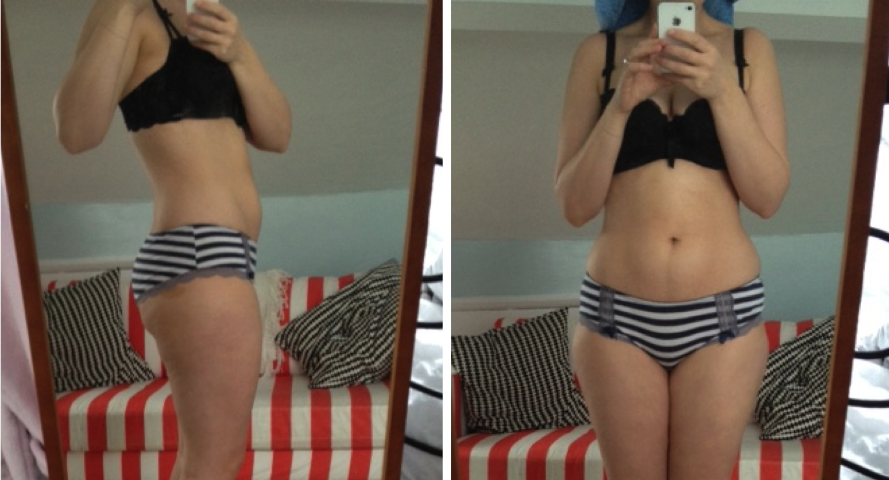 Pin Bodies After Using The Quick Trim Weight Loss Supplements Photos ...