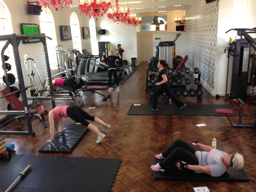 exercise after pregnancy
