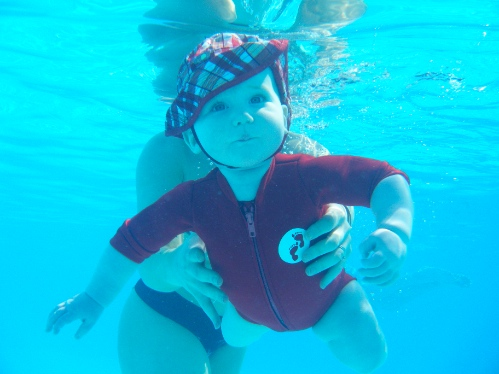when can I take my baby swimming? 5 reasons it's a must!