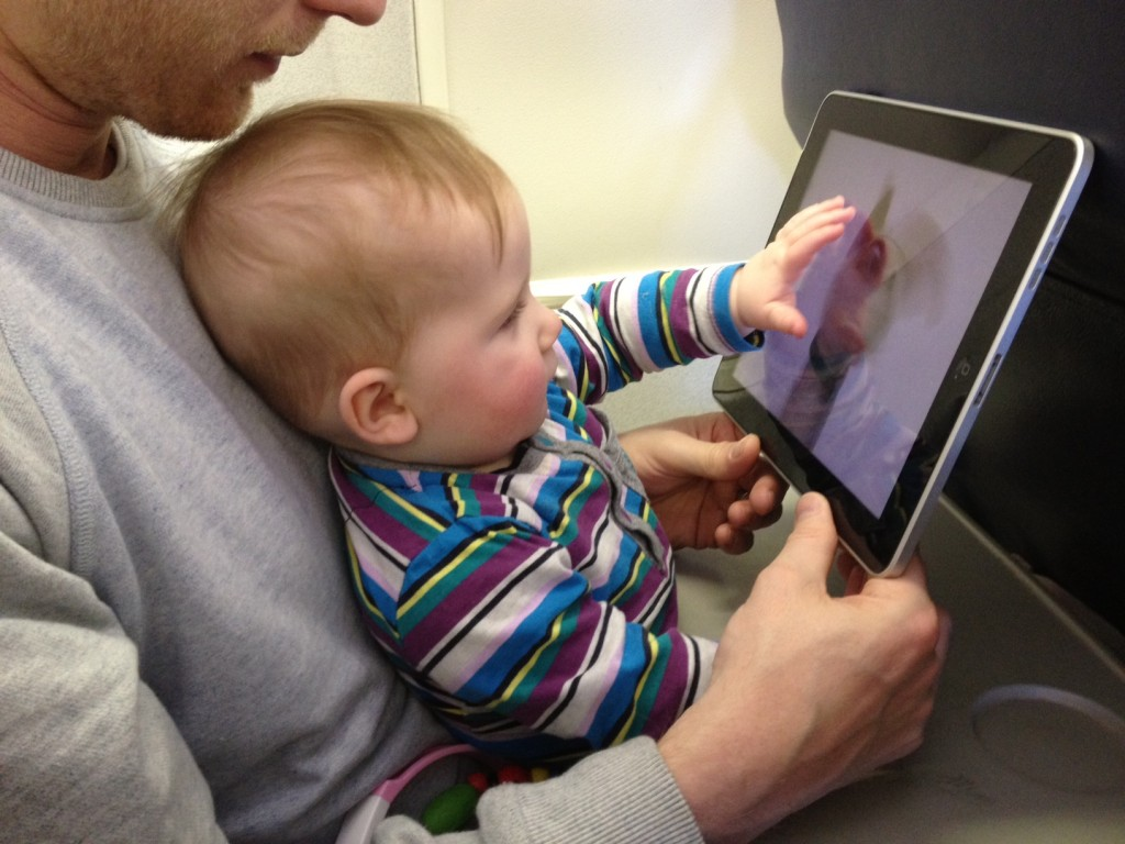 travelling with baby - Baby Einstein's