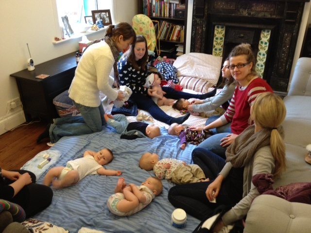 NCT antenatal classes