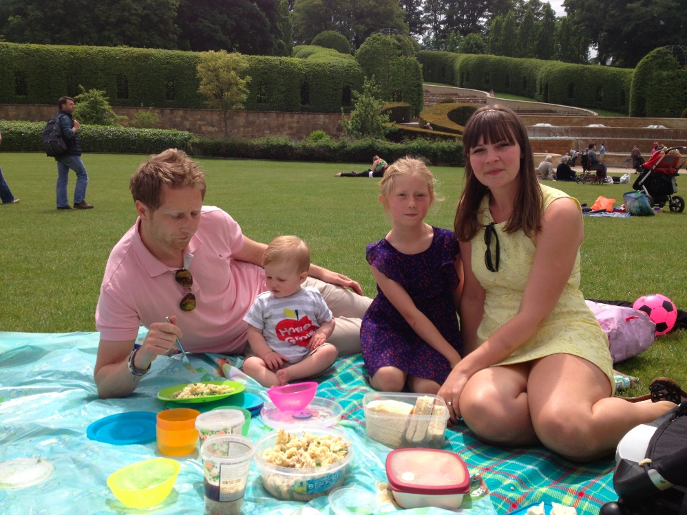 10 tips for great picnic food - baby's first festival