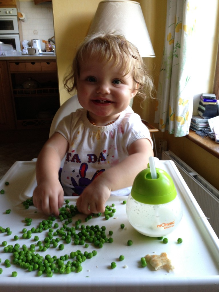 Baby Led Weaning - pees