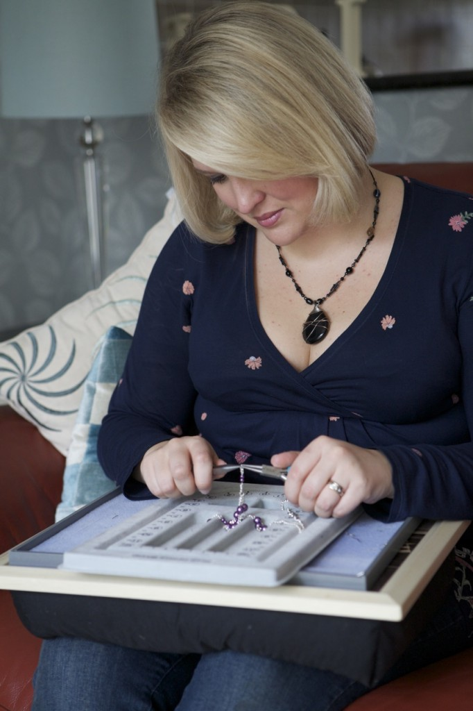 Crafting with Sara Davies - Quality time for mothers day