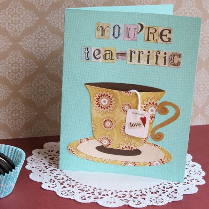 Quality time crafting - Mother's Day
