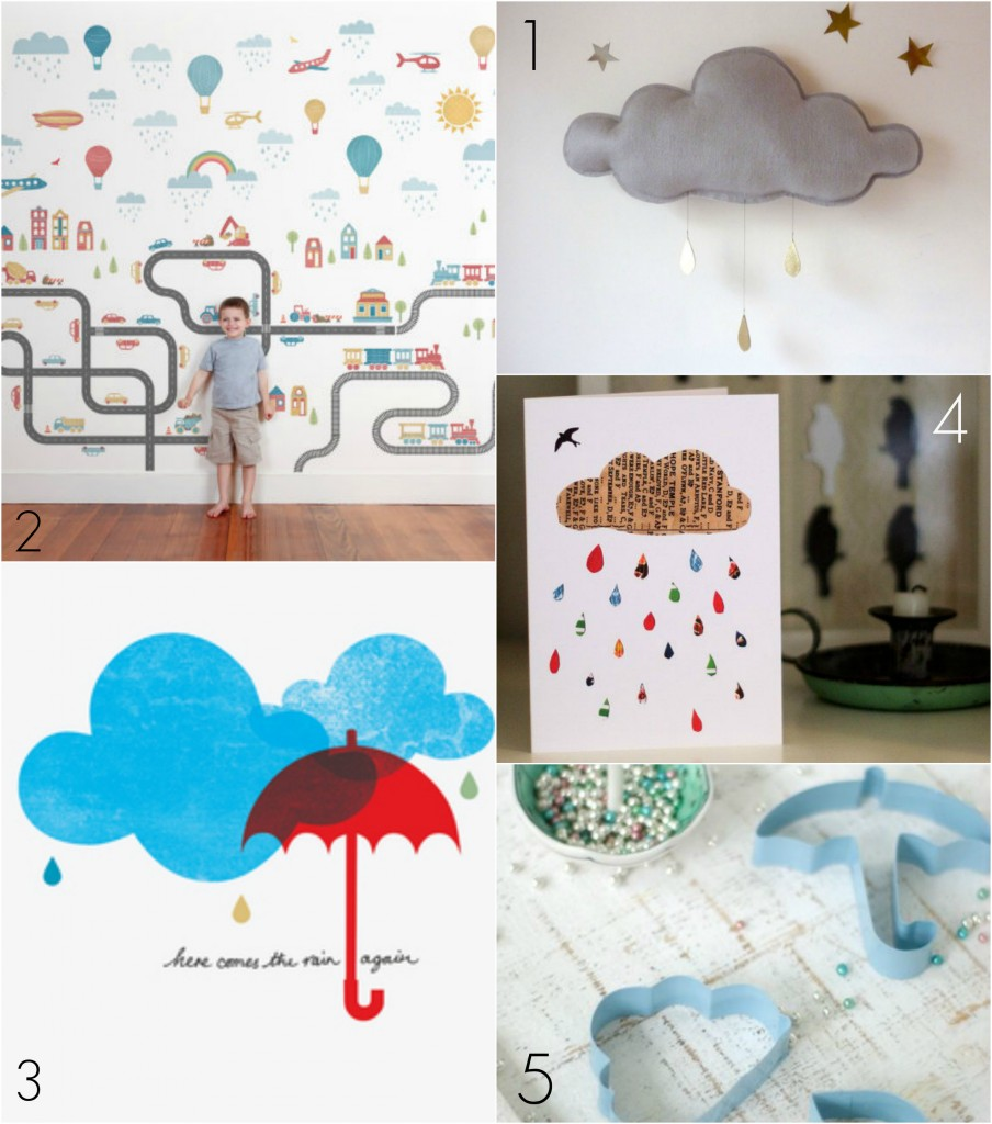 April showers - 5 ways to bring some lovely showers into your life!