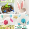 Half a dozen Easter Activities for Toddlers! Sensory play for little ones http://www.mumsdays.com/easter-activities-toddlers/