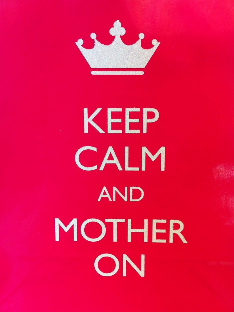How to cope with a fussy eater - Keep calm and Mother on!