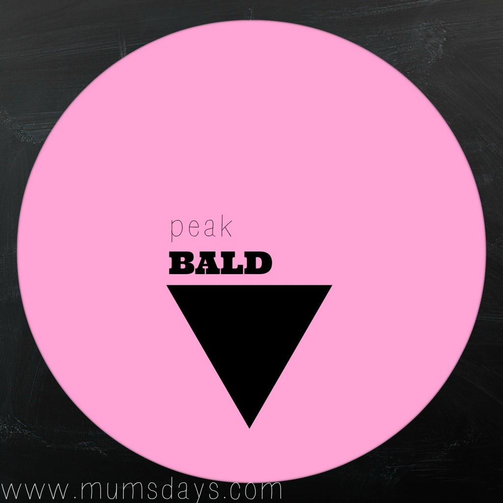 peak bald - is it time to bring back pubic hair? I say YES! http://www.mumsdays.com/pubic-hair/