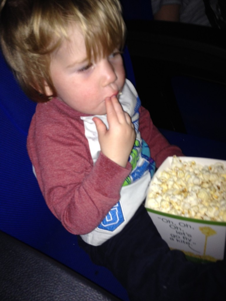taking a toddler to the cinema - Postman Pat the Movie http://www.mumsdays.com/postman-pat-the-movie/ #postmanpat #movie #toddler
