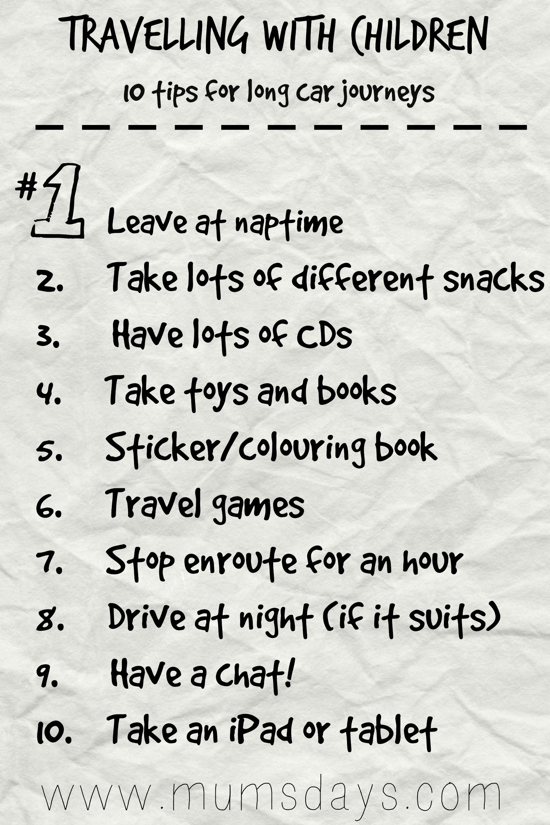 How to Prepare for a Long Car Trip: 15 Steps (with Pictures)