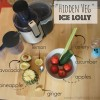 """Hidden veg"" ice lolly recipe: trying to get my son to eat vegetables is nigh on impossible so I've hidden them in an ice lolly! Click here for ingredients and a how to video (staring my son!) http://mumsdays.com/hidden-veg-ice-lolly/"