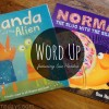 Word Up! Sue Hendra is in the spot light for her wonderful books including Wanda and the Alien. Click here for this week's Word Up: http://mumsdays.com/sue-hendra-word-up