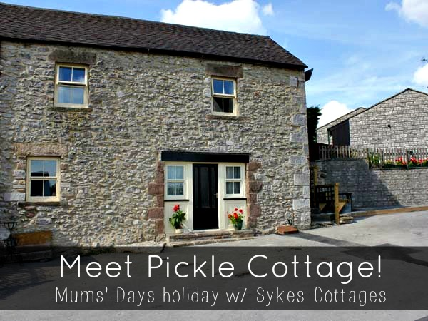 Pickle cottage - Mums' Days on holiday with Sykes Cottages. Fabulous British Cottages for hire: http://www.mumsdays.com/sykes-cottages-pickle-cottage/