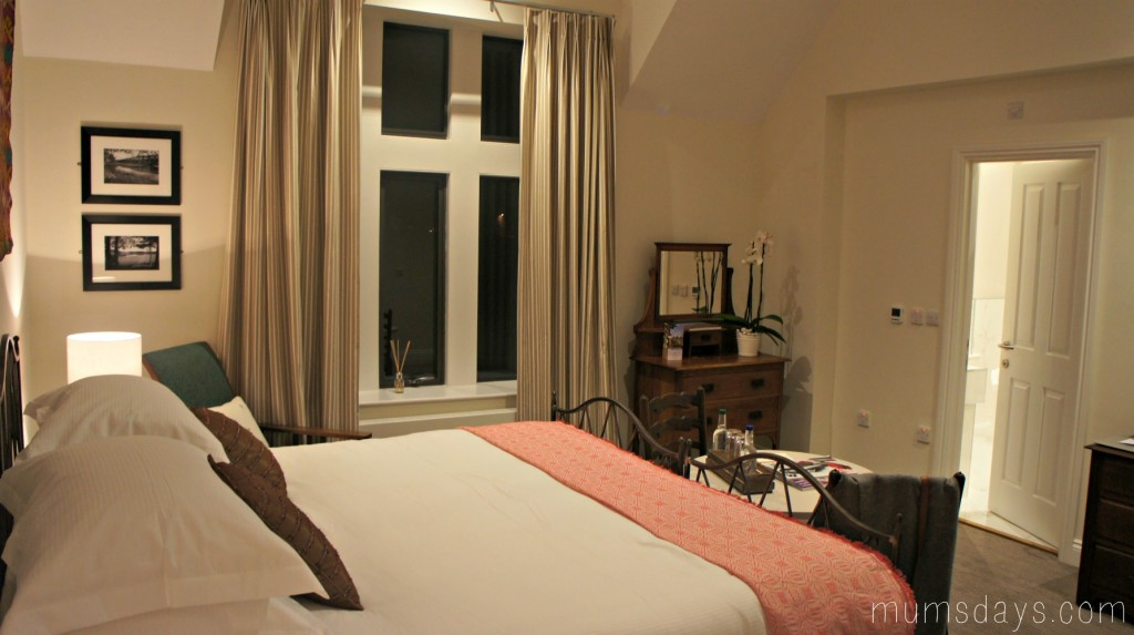St Mary's Inn, Morpeth, Northumberland - Mums' Days review of dinner, bed and breakfast