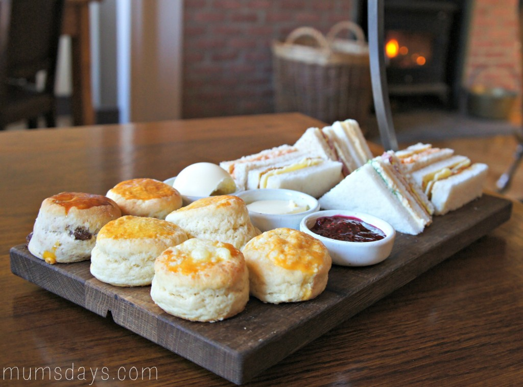 Afternoon Tea at St Mary's Inn