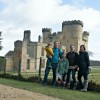 Belsay Hall and Castle - Northumberland Castles, Travel with Children