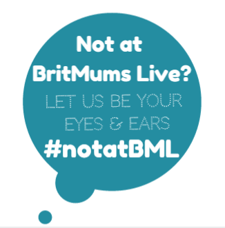 #notatBML - I'm going to Britmums Live 2015 - introducing my conference sponsor, Nuby!