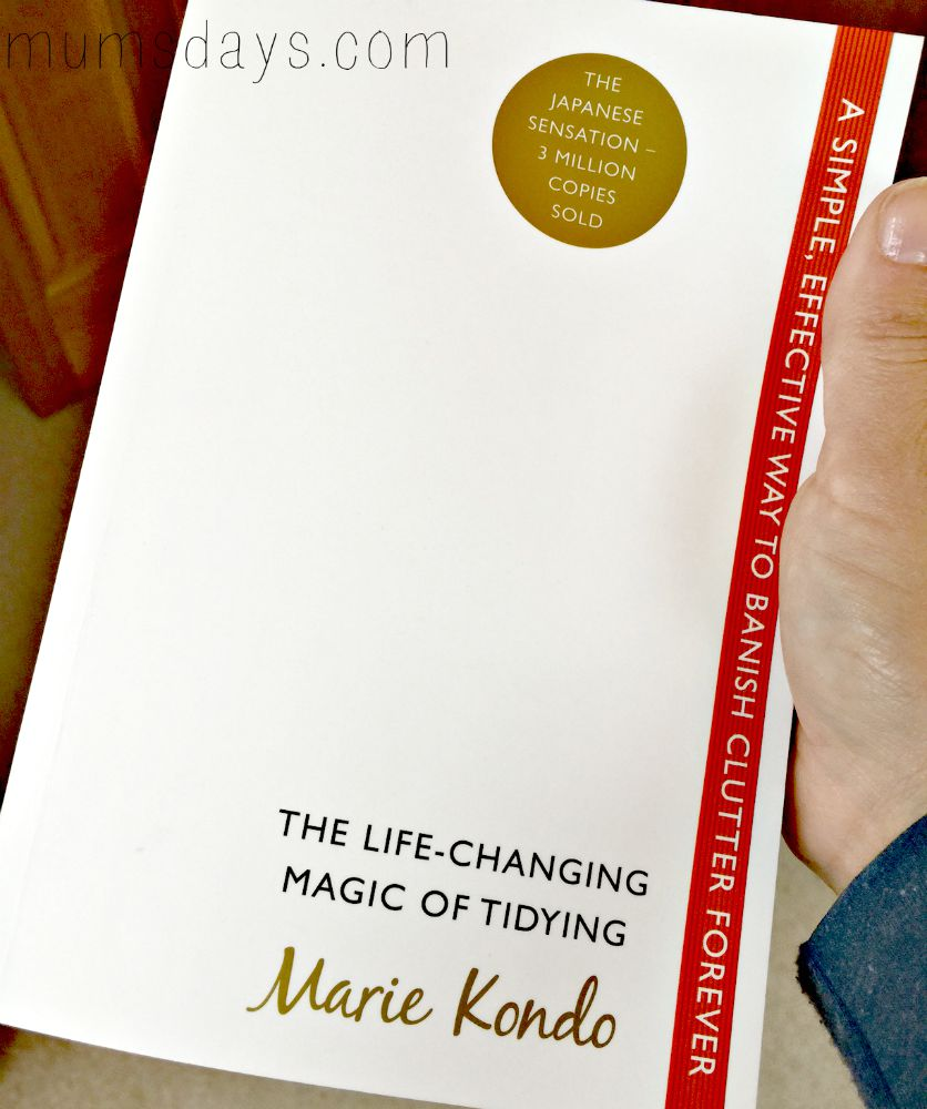 Marie Kondo - the life-changing Magic of tidying. Full review!