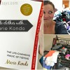 Marie Kondo's method for decluttering and tidying your house. How to clear out your clothes!