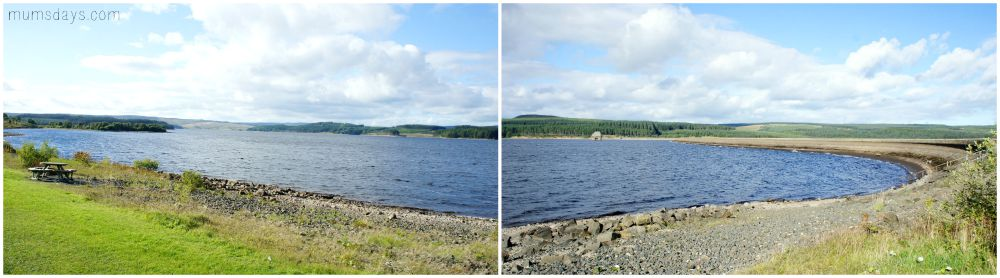 Kielder Forest and Castle