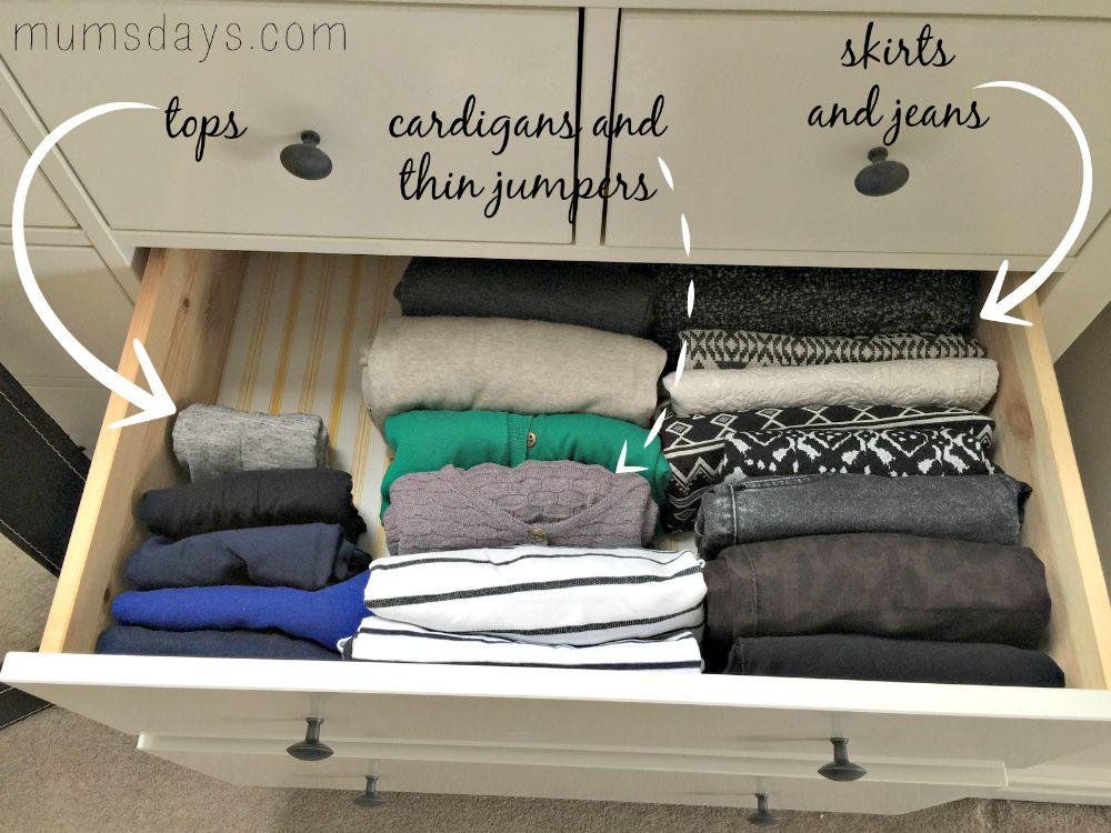 Casual Clothing for Autumn - my drawers are bare! Time for a shopping trip :)
