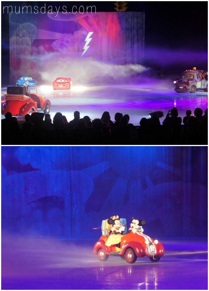 Disney on Ice - Cars and Lightning McQueen