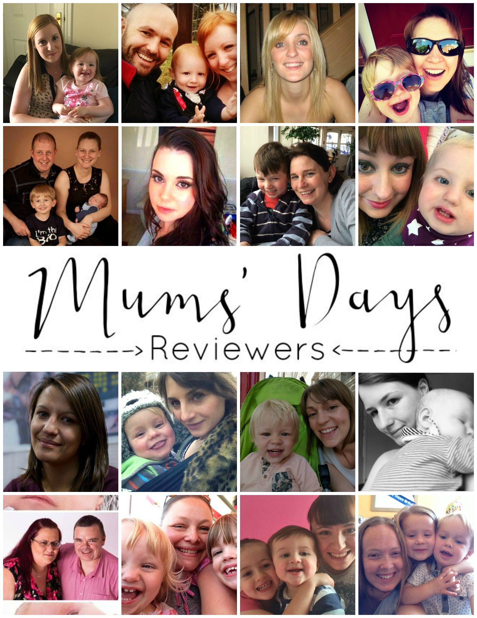 The List 57 - The Mums' Days Reviewers