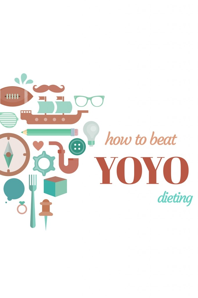 Beat YOYO DIETING in 5 steps