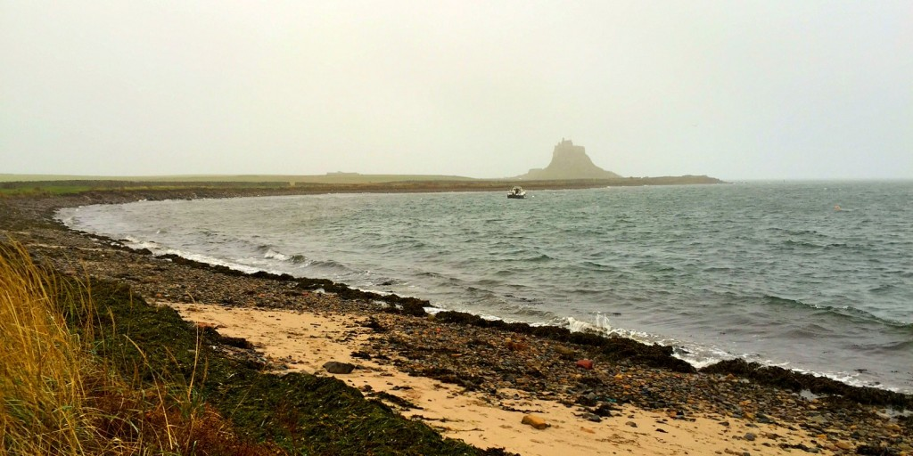 Lindisfarne Castle, Bamburgh Castle and the North East Coast