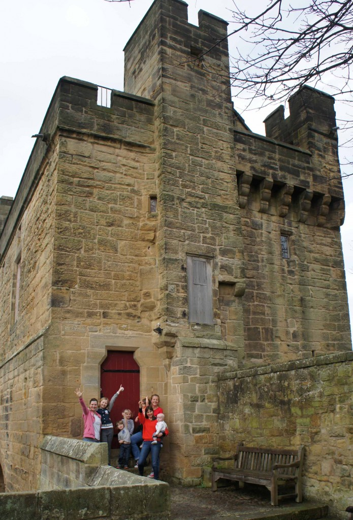 Morpeth Castle, Northumberland Castles Challenge. Castle number 40 of a year of castle hunting!