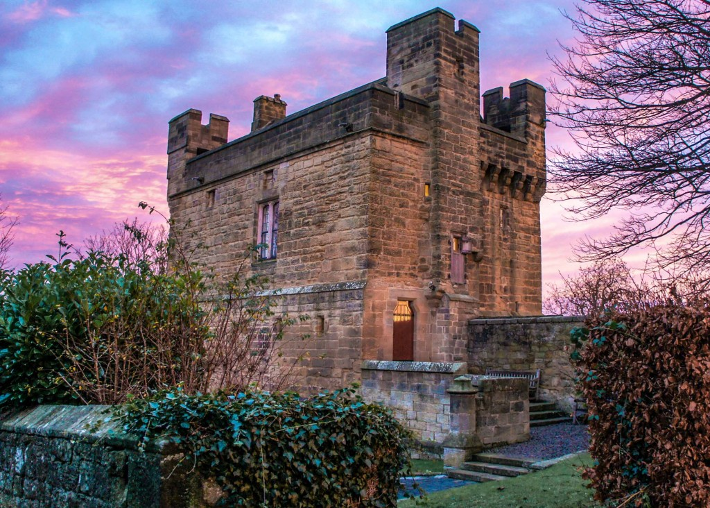 Top 5 parenthood highlights - Northumberland Castles Challenge, Morpeth Castle in December