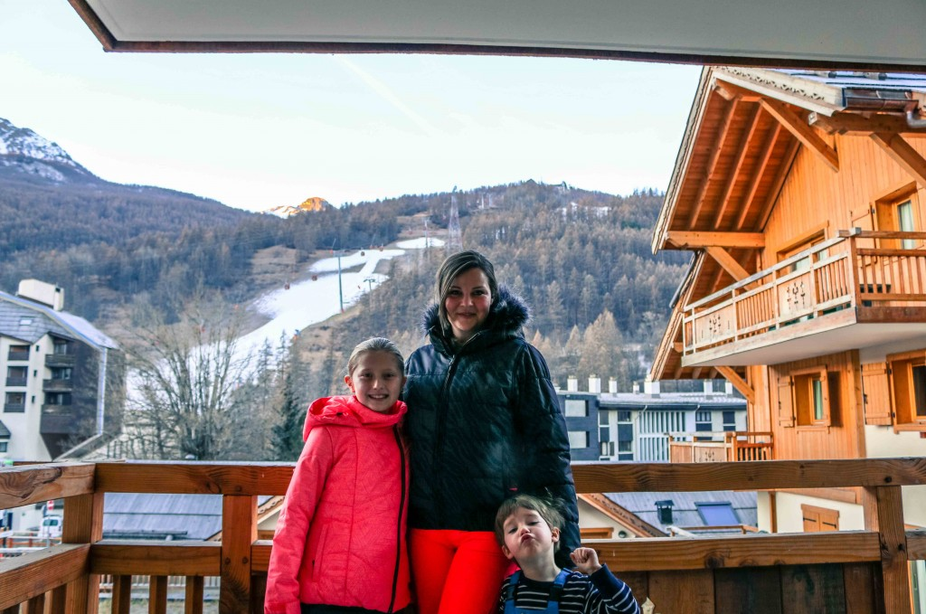 Serre Chevalier - learning to ski in 20 hours in the French Alps with Protest