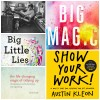 My 5 best books from 2015 and why I love them. Great for creatives, writers, bloggers and stay at home mums. I'd love to hear about your best books too!