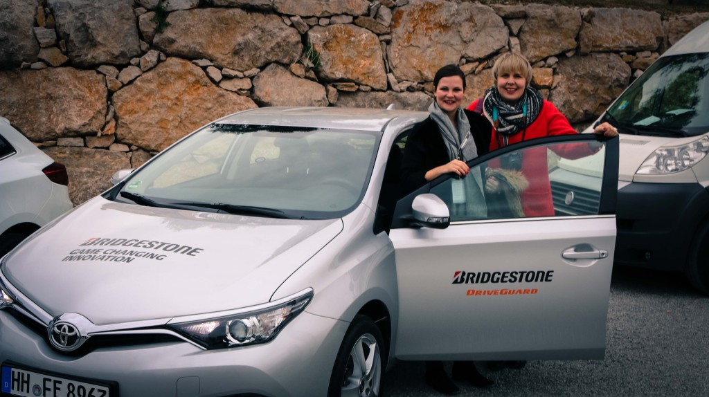 Bridgestone DriveGuard - Press trip to Monaco and Cannes for the unveiling!