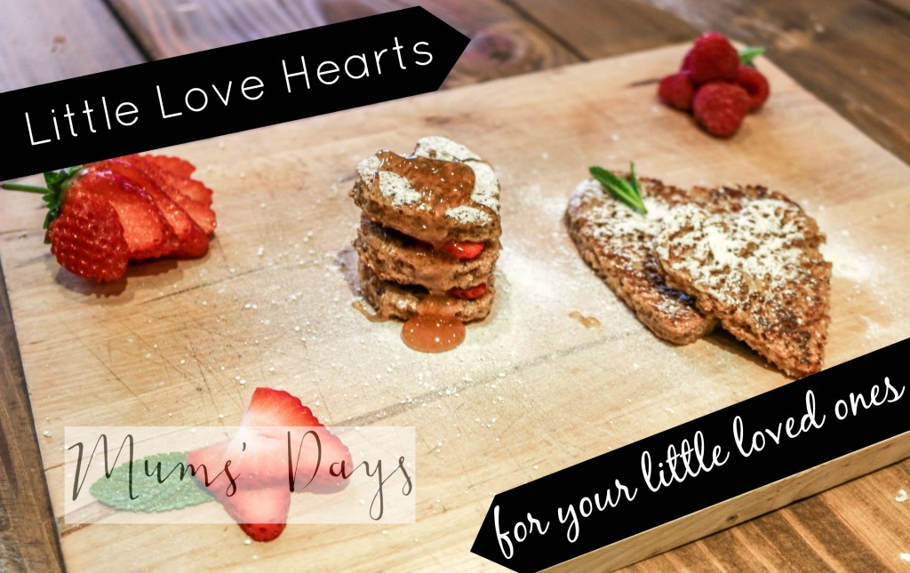 French Toast - Easy Valentines Breakfast!
