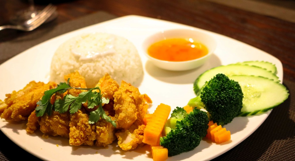Mantra Newcastle - Thai Dinning for little ones