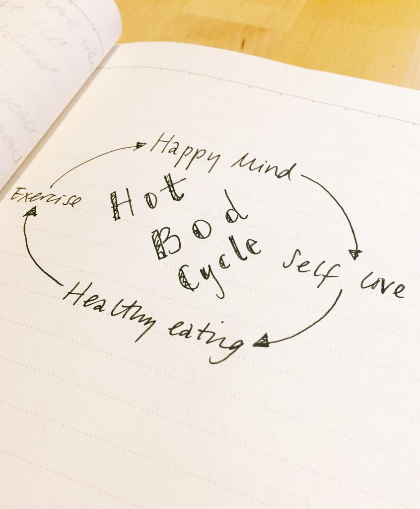 my conversation - hot body cycle